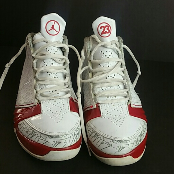 vintage jordan shoes